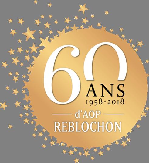 60 ANS D'AOP POUR LE REBLOCHON
